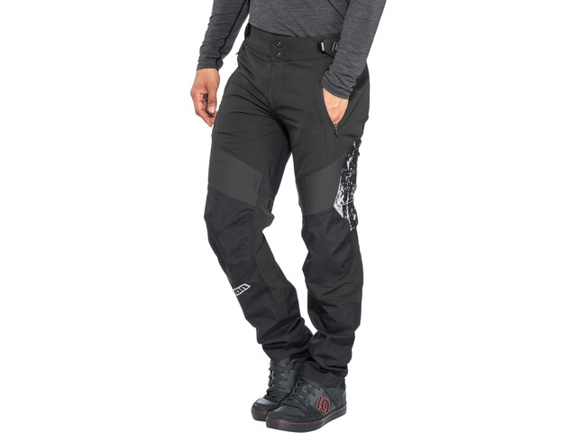 ION Scrub Select Bike Pants Men black